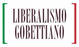 Liberalismo Gobettiano